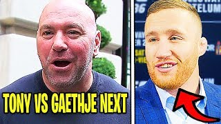 BREAKING! Dana White CONFIRMS Tony Ferguson vs Justin Gaethje at UFC 249, Khabib, Conor McGregor
