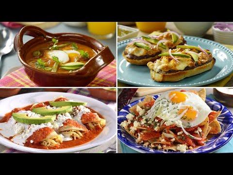 Desayunos Mexicanos Fáciles