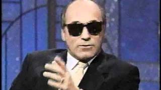 "Joseph ""Donnie Brasco"" Pistone  on the Arsenio Hall"