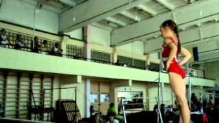 Спортивная гимнастика Кубок Гороховской 2010 Евпатория Малыши 2