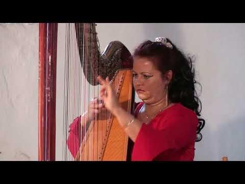 Stania Ramešová - VLTAVA (sólo pro harfu)