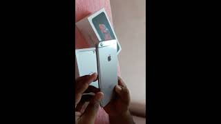 iPhone 7 Plus Space grey Edition Indian Unboxing 2016