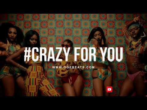Free Afrobeat X Dancehall Instrumental 2018 | Crazy For You | Afro Pop Type Beat