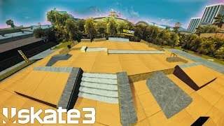 SKATE 3 - PRIVATE SKATEPARKS