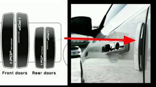 Video How To Install Car Door Guard of nexa Baleno accessories download MP3, 3GP, MP4, WEBM, AVI, FLV April 2018