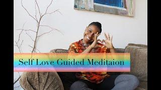 Self Love Guided Meditation | Yoga by Biola