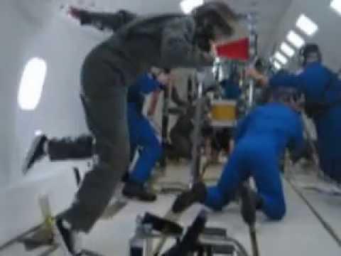 NASA Parabolic Flight