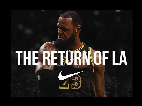 LEBRON JAMES: The Return of LA ᴴᴰ