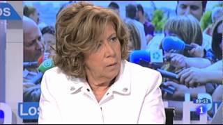 Rifirrafe entre Curri Valenzuela y Pablo Iglesias en TVE