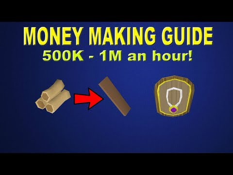 OSRS - 500k An Hour! Oldschool Runescape Money Making Guide