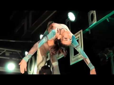 Cronus Performances - Aerialist/Acrobat based in Spain