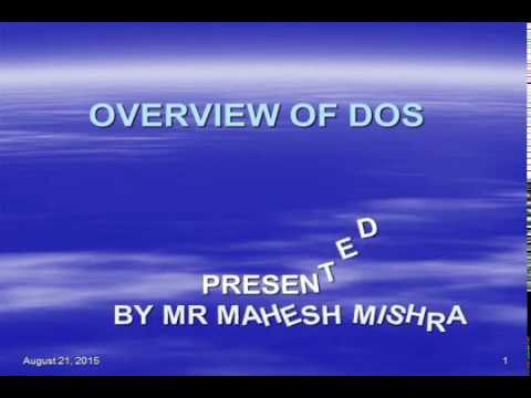 What are the features of MS-DOS