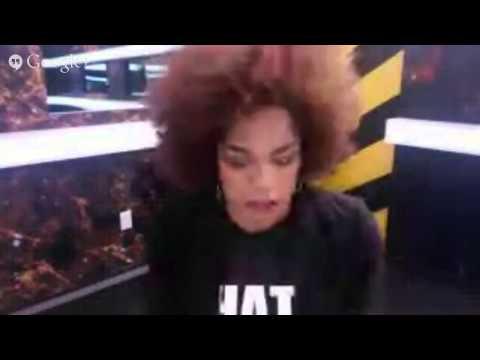 Arisa Cox LIVE From the Big Brother Canada War Room | Google Hangouts
