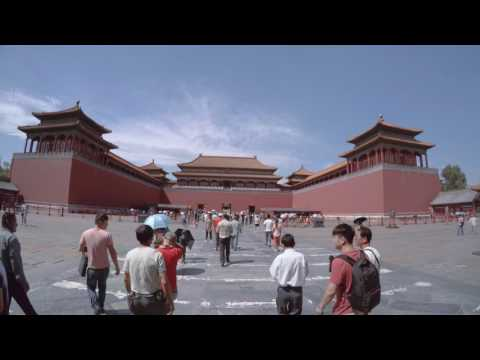Beijing - first impression. China Live Ep. 1