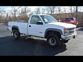 1998 Chevrolet C/K 2500 Turbo Diesel For Sale Dayton Troy Piqua Sidney Ohio | 27733AT