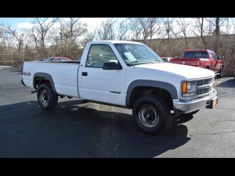1998 Chevrolet C K 2500 Turbo Diesel For Sale Dayton Troy Piqua