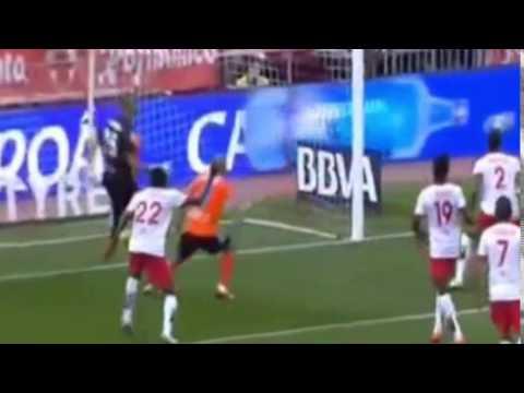 Feghouli goal ( Almeria vs Valencia 2-3 ) 23-05-2015