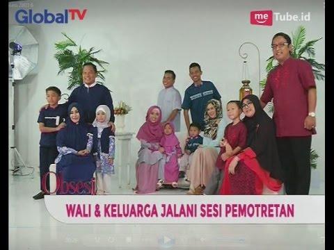 Keseruan Wali Band Bersama Anak & Istri Lakukan Sesi Pemotretan Bersama - Obsesi 28/03