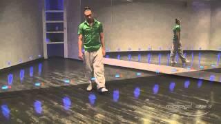 Борис Темкин - урок 1: видеоуроки клубных танцев