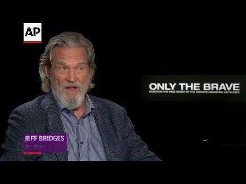 Jeff Bridges on Harvey Weinstein: 'his behavior was terrible.'
