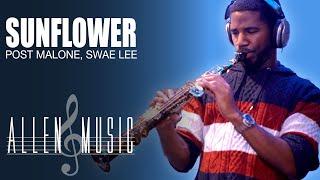Post Malone, Swae Lee - Sunflower - Soprano Saxophone Cover Video