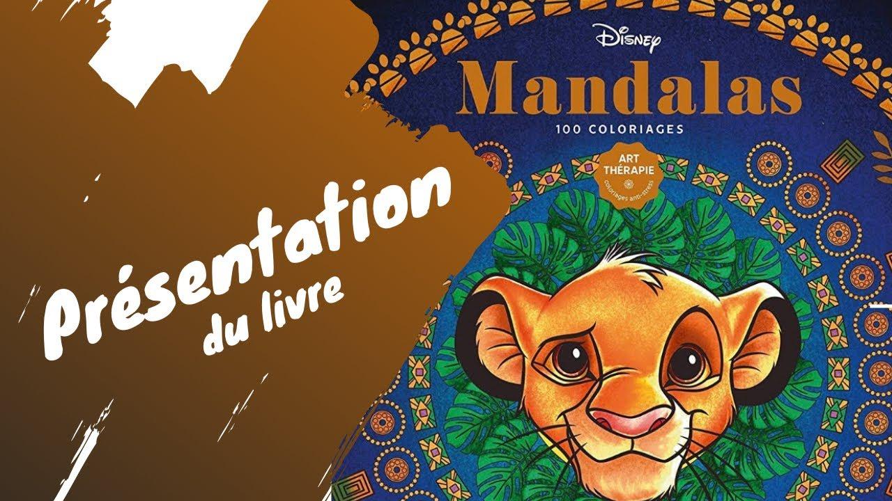 Mandalas Disney - Hachette Heroes