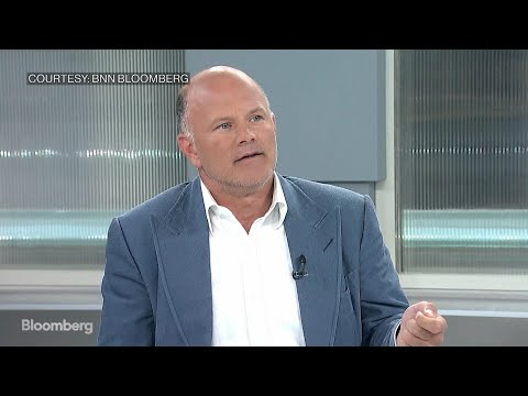 Novogratz on Cryptocurrencies, Galaxy Digital IPO