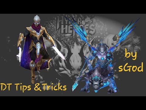 Hyper Heroes DT Guide, Tips And Trick, Thunderon And Dire Team, Floors 829-991