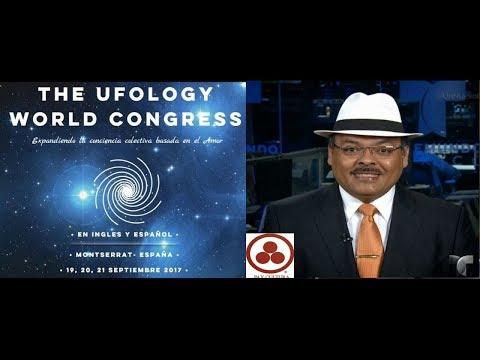 Congreso Mundial de Ufologia. Daniel Muñoz.