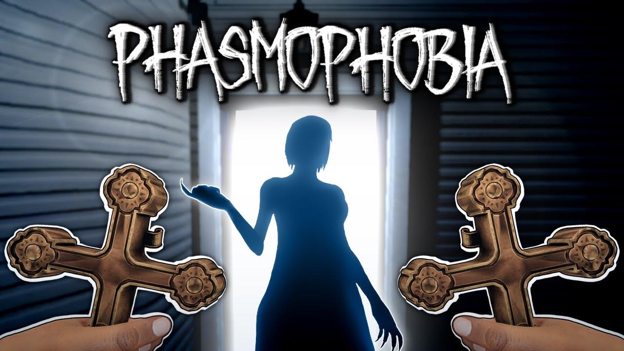 ОТ ПРИЗРАКОВ НЕ СКРЫТЬСЯ! ЖАЛКИЕ ЛЮДИШКИ! - Phasmophobia 2021