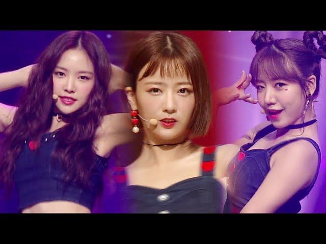 《Comeback Special》 Apink (에이핑크) - KOK KOK (콕콕) @인기가요 Inkigayo 20170702
