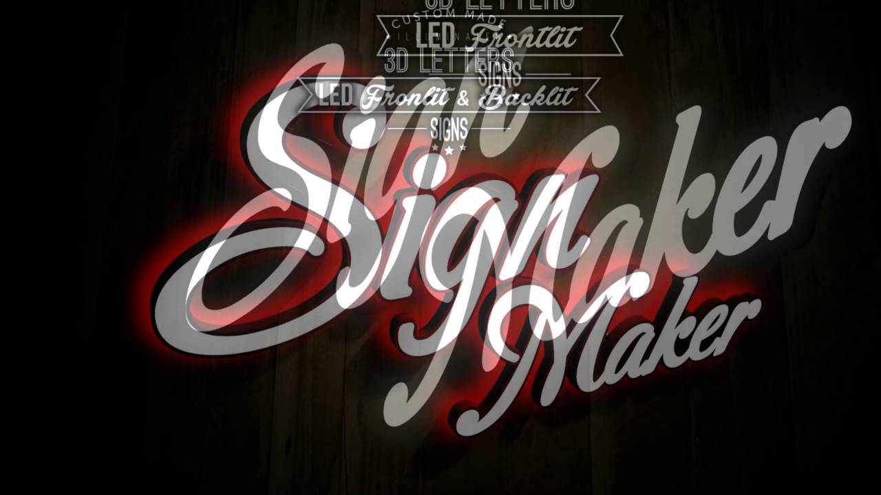 Johor Bahru, Sign Maker, Signboard Company, Signage Factory, Signs  Manufacturer, in Malaysia