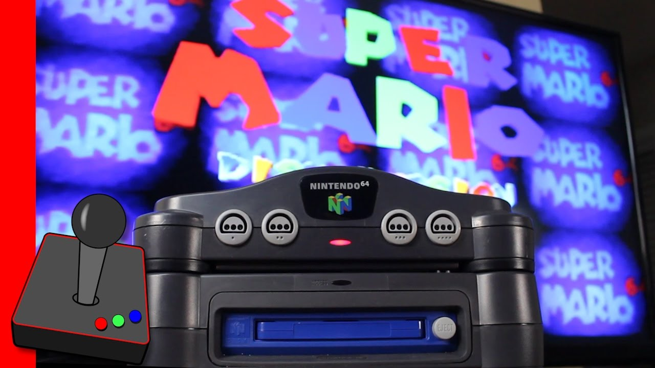 Super Mario 64 Disk Version On Real 64dd Hardware H4g Gotgame