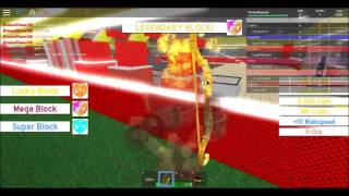 ROBLOX HOW TO GLITCH THROUGH WALLS WITH GOD BOW IN SUPER HERO TYCOON!! 2016!!
