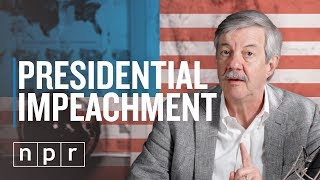 So, You Want To Impeach The President | Ron's Office Hours | NPR