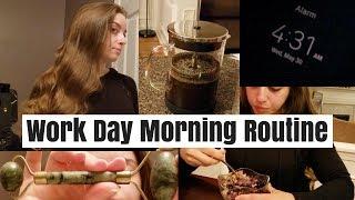 Work Morning Routine | 4:30 AM Wake Up