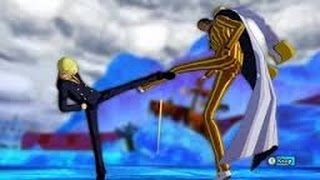 One Piece AMV  Thhe Black Leg  Vinsmoke Sanji