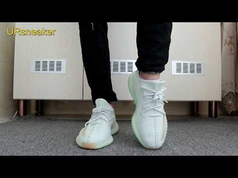 465d4db511845 Unboxing Review on Yeezy Boost 350 V2 quotHyperspacequot