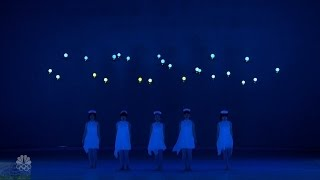 America's Got Talent 2016 11 Play Japanese Drone Dance Troupe Full Audition Clip S11E02