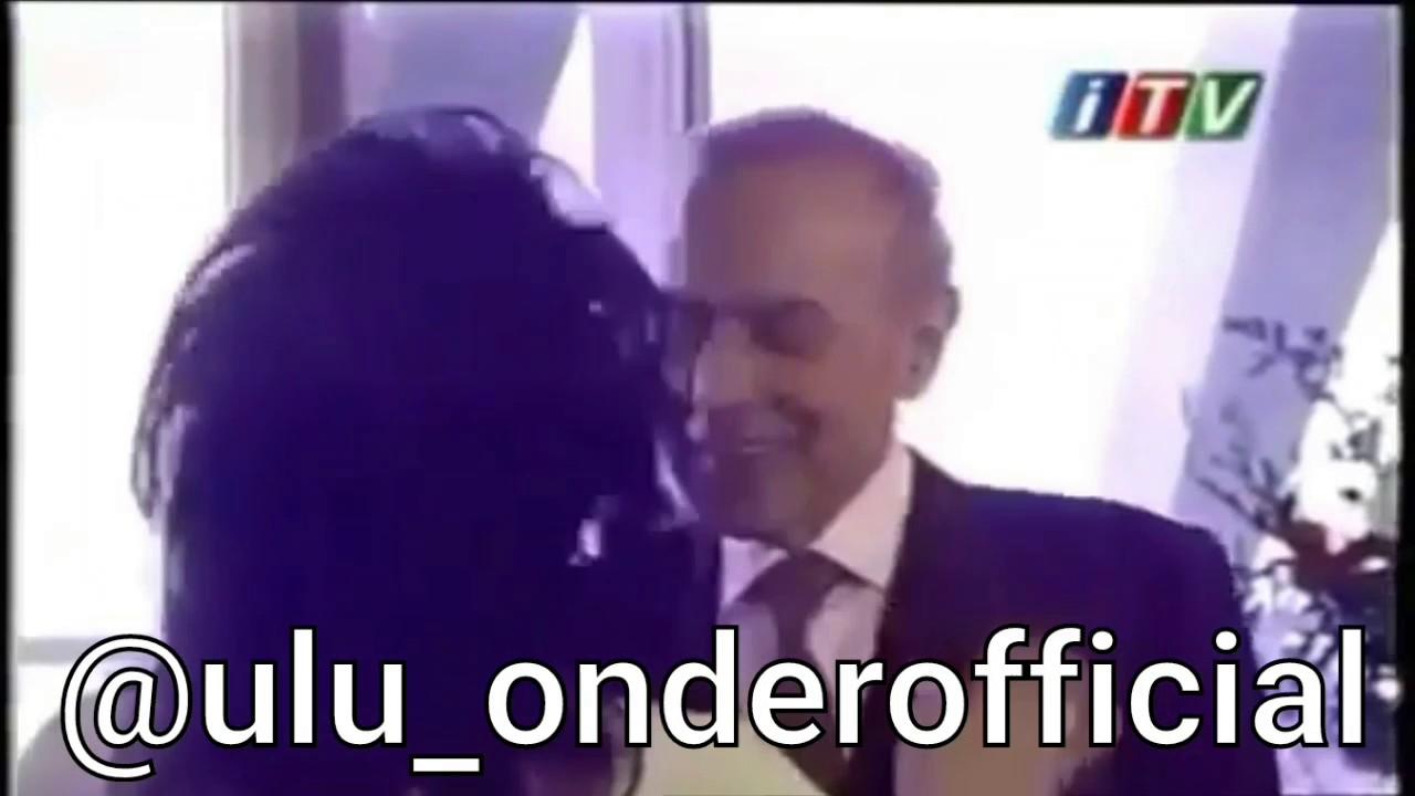 Heydər Əliyev və Zeynəb Xanlarova