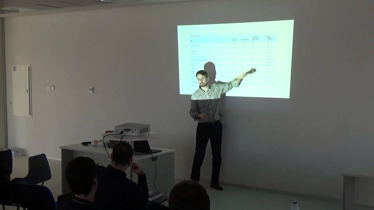 Image from El problema C10K, la nube y la supercomputación