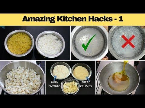 Amazing Kitchen Hacks   8 Useful Kitchen Tips & Tricks   Tried & Tested Kitchen Tips   Urban Rasoi
