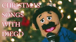 Awkward Puppets! Christmas Songs with Diego Awkward Puppets