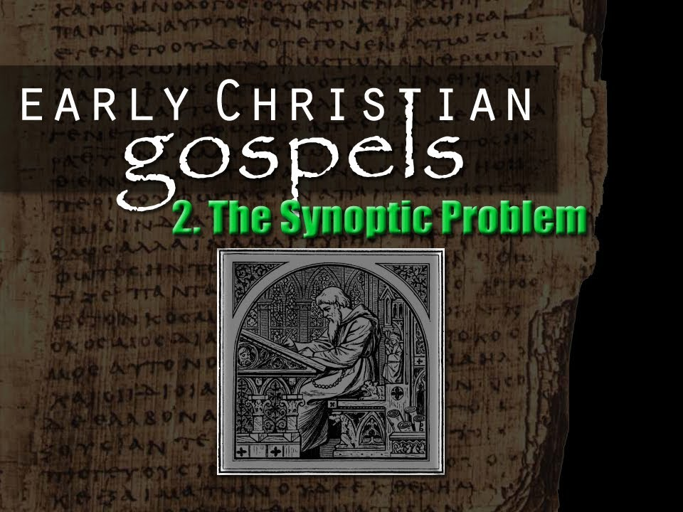 synoptic gospel writers