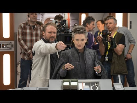 STAR WARS THE LAST JEDI Behind The Scenes Featurettes