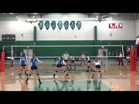 Il St. Regionals Lakes vs Grayslake Central (set 2 of 3) 10-28-14