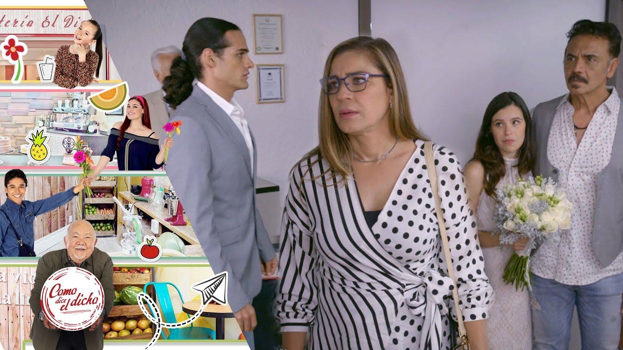 Los padres de Viri y Javier se oponen a su matrimonio | Más vale callar... | Como dice el dicho