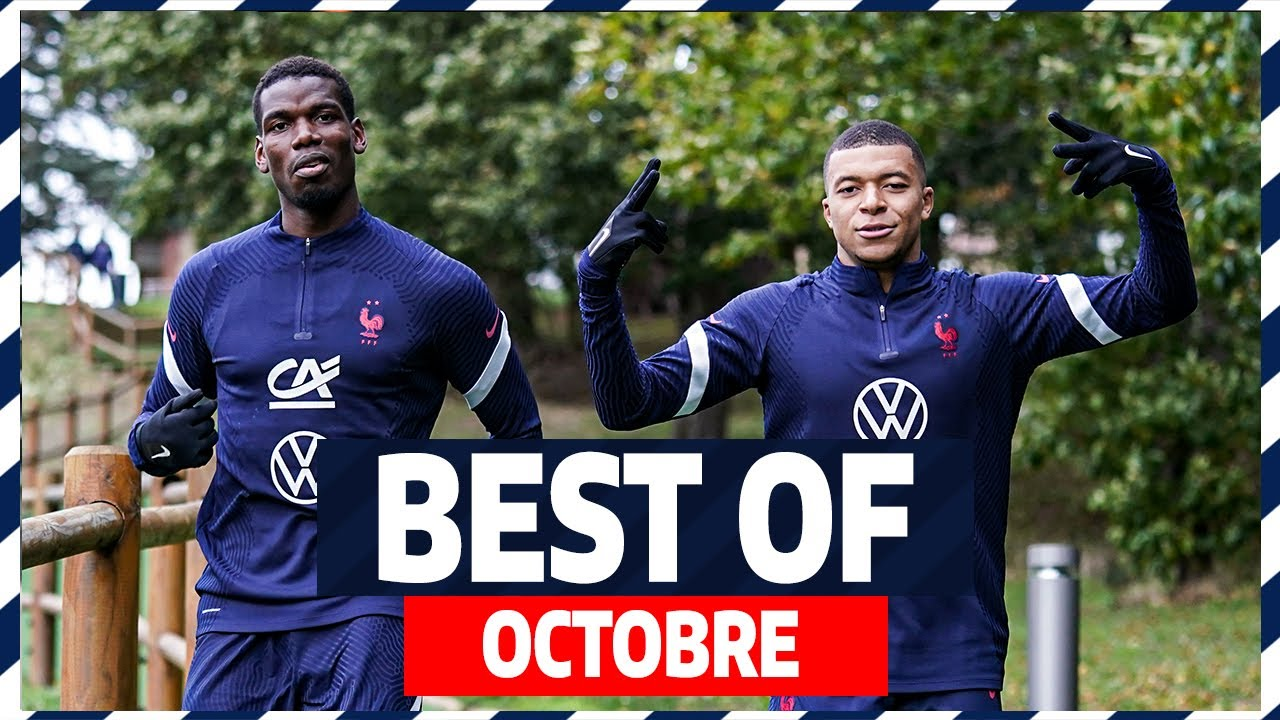 Download Best Of Octobre 2020, Equipe de France I FFF 2020
