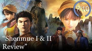 Shenmue 1 and 2 Remastered Review [PS4, Xbox One, & PC]