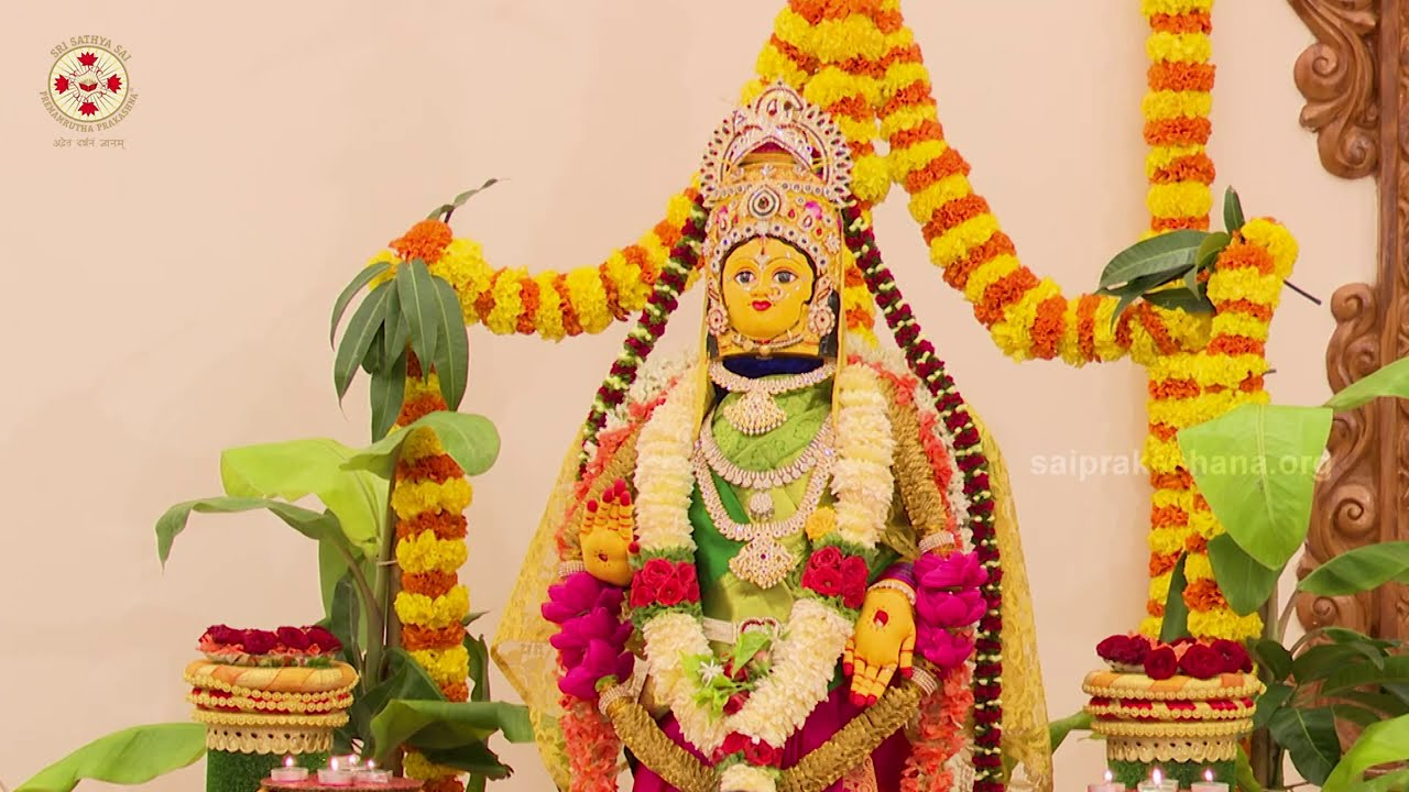21 Aug 2020 - Gowri Puja Celebrations - Muddenahalli